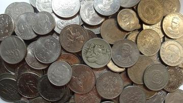 Памятные монеты 0,25 кг интересная смесь доставка товаров из Польши и Allegro на русском