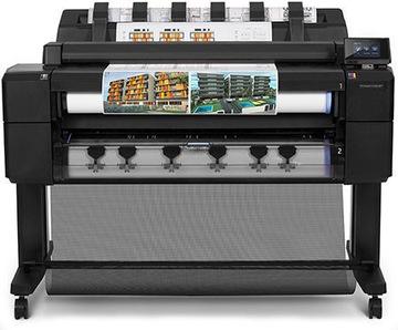 HP DESIGNJET T2500PS eMFP A0 СКАНЕР И ПЛОТТЕР ПРОМО доставка товаров из Польши и Allegro на русском