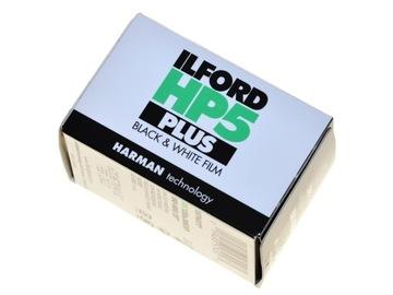 Ilford HP5 plus 400/36 кино пленка фото 12.2021 доставка товаров из Польши и Allegro на русском