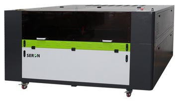 Плоттер лазерный, grawerka с ЧПУ 1600x1200 СЕРОН доставка товаров из Польши и Allegro на русском