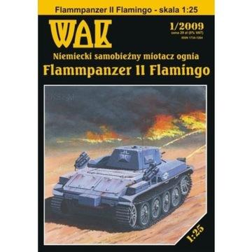 ОАК 1/09 Flammpanzer II Flamingo 1:25 доставка товаров из Польши и Allegro на русском