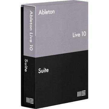 Ableton переход с Интро к Live Suite 10 (DIGI) доставка товаров из Польши и Allegro на русском