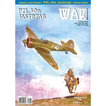 ОАК 3/18 - Самолет P-50, А ЯСТРЕБ-1:33 доставка товаров из Польши и Allegro на русском