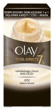 Olay Total Effects Антивозрастной крем под глаза 15 мл доставка товаров из Польши и Allegro на русском