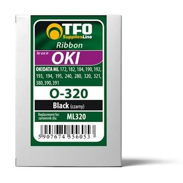 Лента для OKI 180 320 321 390 391 3320 3321 TFO доставка товаров из Польши и Allegro на русском