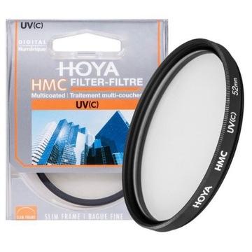 Фильтр Hoya UV HMC Slim 52 mm Краков доставка товаров из Польши и Allegro на русском