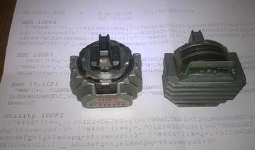 Печатающая ГОЛОВКА OKI 320 321 320TURBO 3320 3321 F. V/GWAR12M доставка товаров из Польши и Allegro на русском