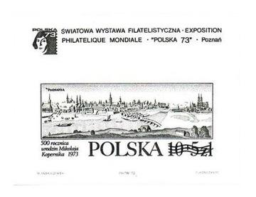 Blok 46/91 ND** Wystawa Filatelistyczna czarnodruk доставка товаров из Польши и Allegro на русском