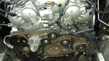 TLOK KORBOWOD NISSAN 370Z INFINITI G37 FX37 3.7 V6