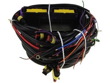 AC STAG 300-8 QMAX BASIC WIĄZKA ПРОВОДА KABLE