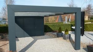 Garaże Na Allegro Blaszane Drewniane Metalowe Wolnostojące
