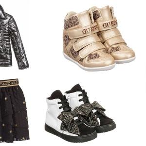 Sneakersy za kostkę – modny dodatek do jesiennych stylizacji. Propozycje dla dziewczynki