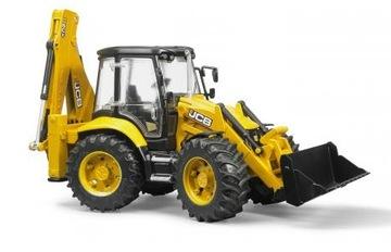 BRUDER 02454 Traktorbagr JCB 5CX