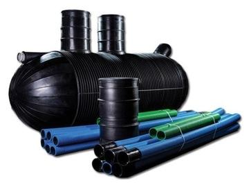 Čistička odpadových vôd pre domácnosť pre 7-8 osôb 3 000 l