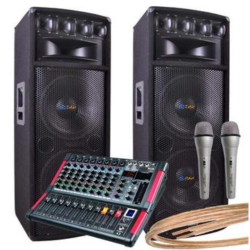 Super Platform Set PowerMixer Bluetooth + 8 K