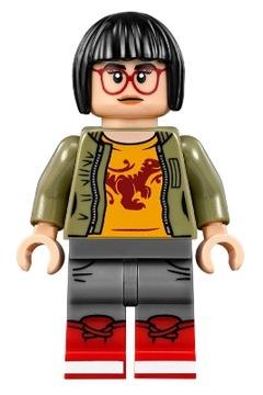 LEGO Jurrasic World: Zia Rodriguez jw031 | KLOCUS24 |
