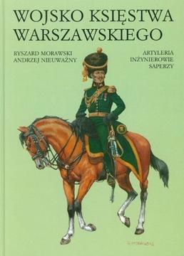 Armáda vojvodstva Varšavy. Delostrelecký