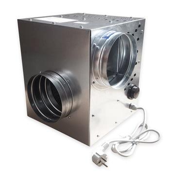 Krbový turbínový ventilátor KOM II 600 DOSPEL