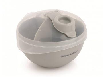 Canpol Kontajnerové práškové mlieko 3x90 56/014 sivé