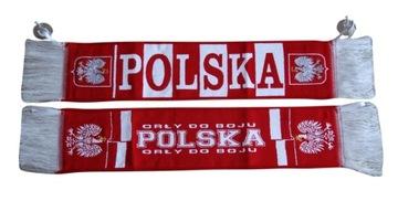 Poľský automobilový šatka pre fanúšik