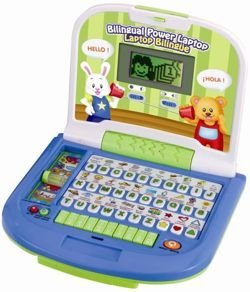SMILY PLAY EDUCATIONAL BILINGUAL LAPTOP 8030