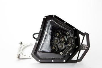 Фара светодиод enduro-tech ktm exc 14-17 race. 5 dual. 5, фото