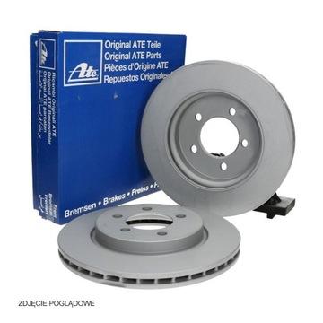 Тормозной диск ate alfa romeo 159 (939) перед, фото