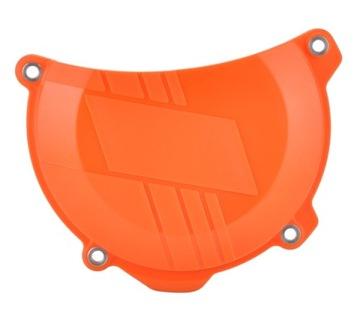 Защита крышки сцепление ktm exc 250/ 350 3-16 крышки, фото