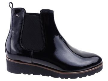 Wojas buty lakierowane w Buty damskie Allegro.pl