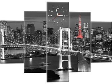 Настенные часы для гостиной офис 150х105 Картина