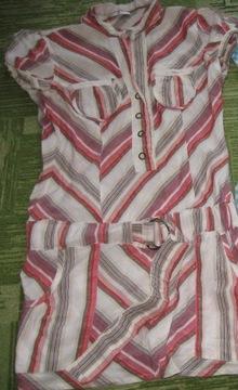 Sukienki Bonprix (koszulowa) Moda damska na Allegro.pl