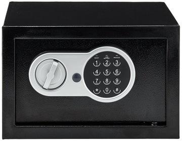 Стальной ключ с шифровальным кодом для электронного сейфа