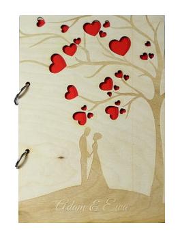 Księgi I Ramki Na życzenia ślubne Allegropl