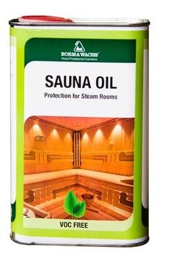 Safety Sauna Oil 1L Бесцветное КАЧЕСТВО!