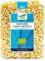 Попкорн (кукурузное зерно) 1 кг - Bio Planet - ECO!