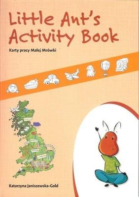 Little Ants Activity Book Janiszewska-Gold Katarzy