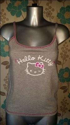 Sliczna nowa koszulka Hello Kitty stretch r.40/42