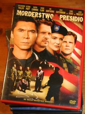 MORDERSTWO W BAZIE PRESIDIO      DVD