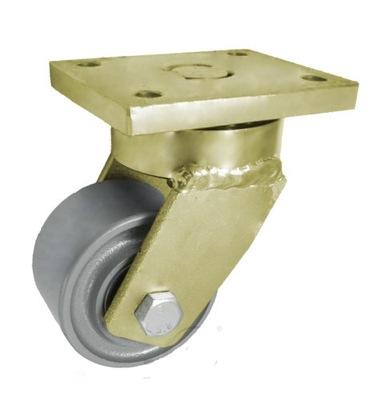 Kolieska kolieska kolieska liatiny otočný fi 80 - 600 kg