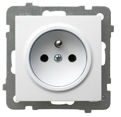 OSPEL AS Гнездо Кровать ? заземлением белое