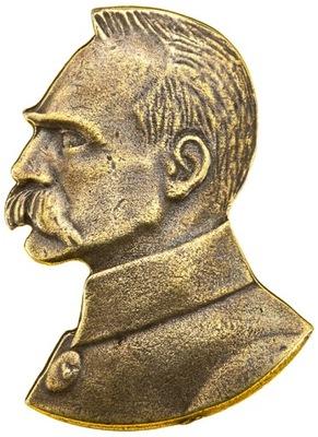 Pin застежка wpinka знак Юзеф Пилсудский
