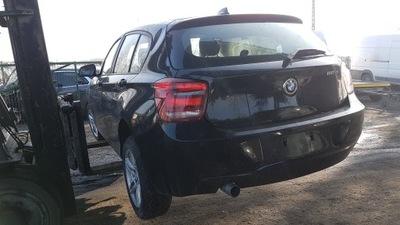 BMW 1 F20 ЧЕТВЕРТЬ КРЫЛО ЛЕВЫЙ ЗАД LEWA ЗАДНЯЯ
