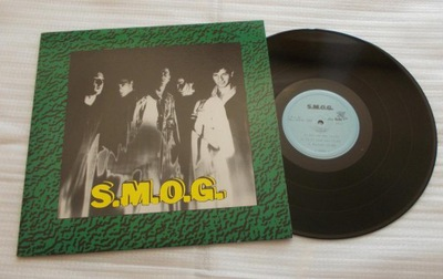 SMOG Hearts For Art Sake LP 1988 rock