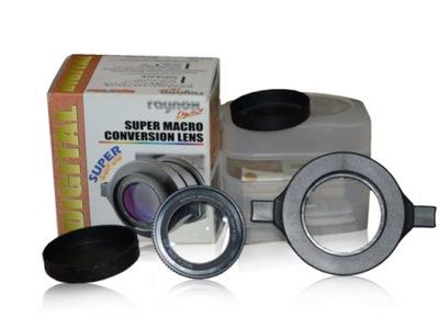 KONWERTER MAKRO RAYNOX DCR-250 GWINT 52 - 67 MM