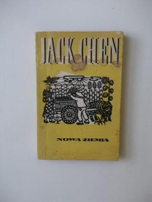 JACK CHEN-NOWA ZIEMIA /CHINY AZJA CHIŃSKI OKRĘG