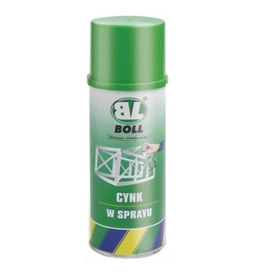 BOLL cynk w sprayu 400ml