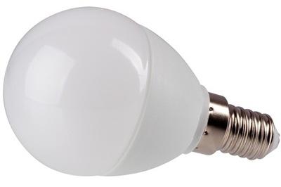 Лампа LED E14 SMD 2835 ТЕПЛО 400lm 4W 40W Мяч