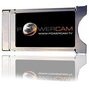 Moduł CI PowerCam Pro v5.2 conax, irdeto