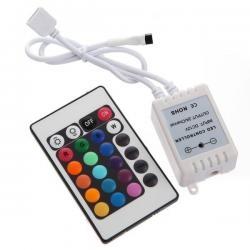 драйвер КОНТРОЛЛЕР для Лент RGB Планка LED пульт (3331