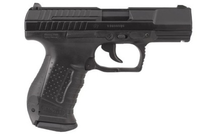WALTHER P99 Pistolet ASG DAO METAL BLOW BACK+5CO2+